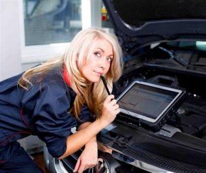 دیاگ و تنظیم موتور خودرو